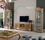 BT-002, Bufet TV Klasik Mewah Ukiran Jepara