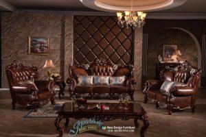 SST-009, Set Sofa Tamu Klasik Luxury Italian, Set Sofa Tamu, Set Sofa Tamu Ukiran Jepara, Set Kursi Tamu Klasik Jepara