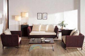 set sofa ruang tamu minimalis bludur modern mewah model terbaru sst-003