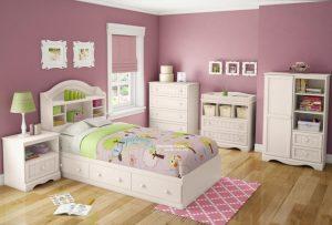 Set Tempat Tidur Anak Perempuan Kidsgirls Terbaru