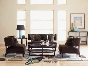 set sofa tamu minimalis jati sst-004