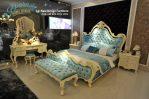 Set Tempat Tidur Klasik Eropa