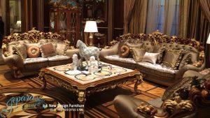 Set Sofa Ruang Tamu Brunello Terbaru,  SST-025