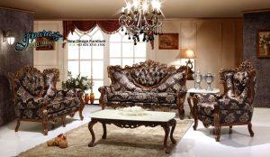 Set Sofa Tamu Klasik Murah Mewah SST-059