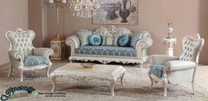Set Sofa Tamu Mewah Leydi, SST-015