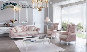 Set Sofa Tamu Terbaru Modern Mewah SST-056