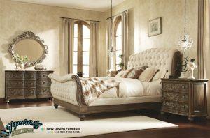 Set Tempat Tidur Klasik Prahu, STT-019