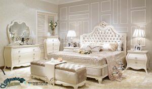 Set Tempat Tidur Mewah Royal, STT-022