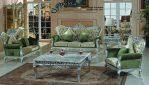 Sofa Tamu Mewah Model Terbaru Elegance SST-049