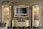 Bufet TV Minimalis Jepara Mewah Modern BT-048