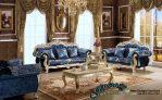 Desain Sofa Ruang Tamu Ukiran Jepara SST-077