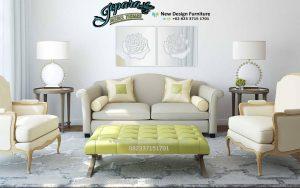 Mebel Jepara Terbaru Set Kursi Sofa Ruang Tamu SST-065