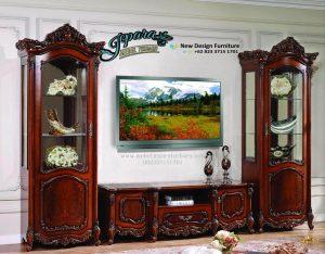 Rak TV Klasik Modern Mewah BT-022