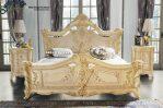 Set Kamar Tidur Klasik Ukir Royal Mewah STT-030, Jual Set Kamar Tidur Klasik Ukir Royal Mewah, Dipan, Jual Set Tempat Tidur Klasik Ukir Royal Mewah