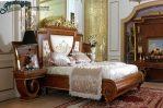 Set Kamar Tidur Luxury Klasik Eropa STT-031, Jual Set Kamar Tidur Luxury Klasik Eropa, Dipan, Jual Set Tempat Tidur Luxury Klasik Eropa