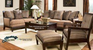 Set Kursi Sofa Tamu Minimalis Terbaru Klasik Mewah SST-061