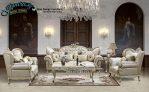 Set Sofa Ruang Tamu Klasik Eropa Murah Modern SST-091
