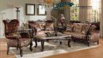 Set Sofa Ruang Tamu Klasik Ukiran Jepara Mewah SST-071