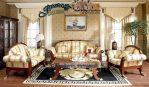 Set Sofa Ruang Tamu Terbaru Jepara Minimalis Mewah SST-066
