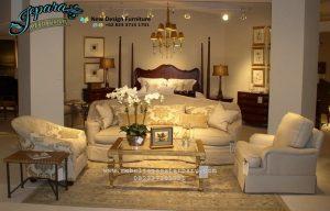 Set Sofa Ruang Tamu Terbaru Jepara Minimalis Modern SST-087