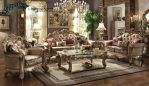 Sofa Ruang Keluarga Minimalis Mewah Vendome SST-073