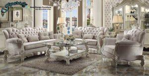 Sofa Ruang Keluarga Modern Terbaru 2017 SST-074