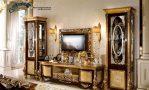 Bufet Dan Rak TV Mewah Klasik Jesslyn BT-085