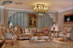 Sofa Mewah Tamu Terbaru Klasik Malique SST-110