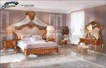 Set Kamar Tidur Mewah Klasik Jepara Terbaru Malique STT-088, Kamar Set Terbaru, Kamar Set Jepara, Dipan Mewah