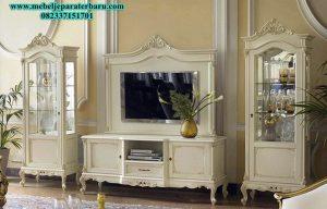Bufet TV Duco Klasik Minimalis Murah Mewah Milano BT-097