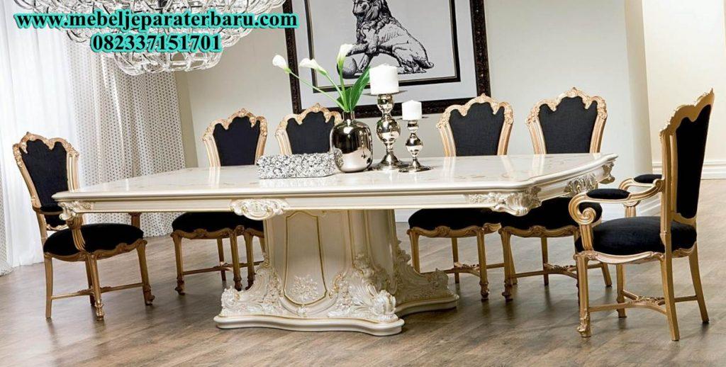 set meja makan, set meja makan klasik, set meja makan ukiran, set meja makan minimalis, model set meja makan, set meja makan jepara, set meja makan mewah, set meja makan duco, kursi makan