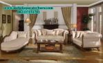 sofa ruang tamu jati model terbaru sst-153