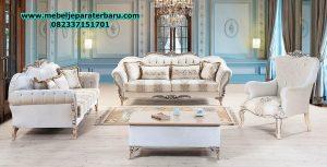jual set sofa tamu modern klasik mewah bursa duco ukiran jepara model terbaru sst-169