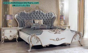 set kamar tidur model terbaru barok ukiran jepara desain eropa mewah modern stt-116