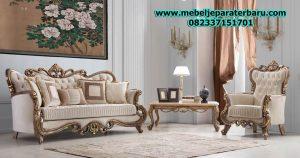 set sofa tamu emerald mewah ukiran klasik jepara model terbaru sst-172