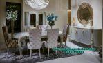 set meja makan modern cavani terbaru smm-182
