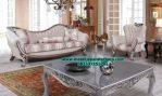 model set sofa ruang tamu terbaru mewah klasik lotus sst-223