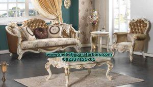 sofa ruang tamu model mewah modern ruberi terbaru sst-225
