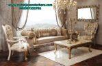 model sofa ruang tamu pasha klasik mewah terbaru sst-235