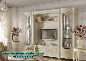 model set bufet tv modern mewah duco bt-126