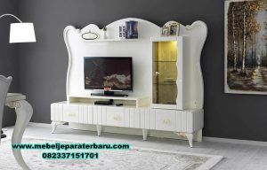 bufet rak tv modern mewah duco terbaru, rak tv, set bufet tv, set bufet tv minimalis, set bufet tv duco, set bufet tv modern, set bufet tv mewah, set bufet tv model terbaru, model set bufet tv
