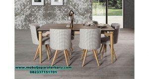 model meja kursi makan modern minimalis terbaru 2019 smm-267