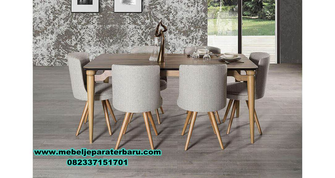 model meja kursi makan modern minimalis terbaru 2019, meja makan mewah minimalis, meja kursi makan terbaru, model kursi makan terbaru, set meja makan model terbaru, model set meja makan, set meja makan jati