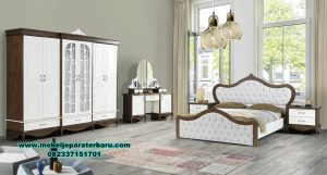 set tempat tidur model minimalis terbaru modern stt-252