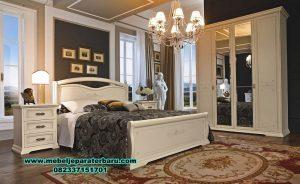 1 set tempat tidur minimalis modern duco stt-254