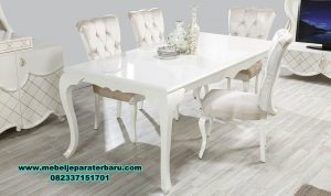 meja makan modern minimalis terbaru smm-274