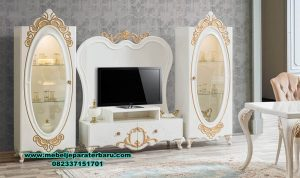 model set bufet tv modern mewah buse bt-138