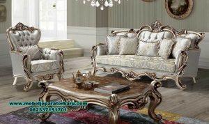 sofa tamu klasik mewah odese model terbaru sst-296