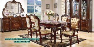 jual kursi meja makan, jual set meja makan klasik jati mewah, meja makan klasik mewah, model kursi makan terbaru, set meja makan model terbaru, meja makan minimalis modern, model set meja makan, set meja makan jati