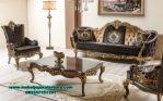 set sofa ruang tamu ukiran klasik mewah sst-305